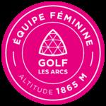 equipe-feminine-arcadiennes-golf-des-arcs